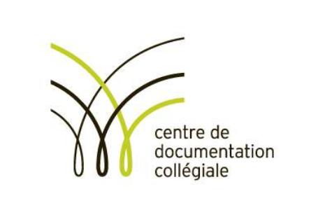 Centre de documentation collégiale